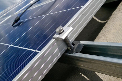 Профиль для крепления солнечных модулей 4,2м