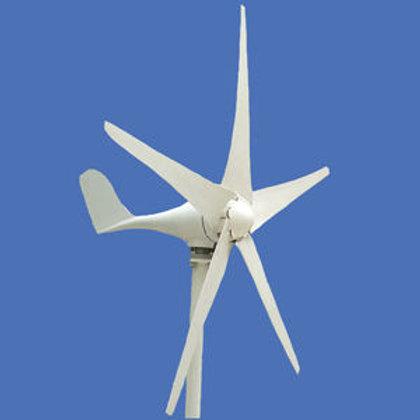 Ветрогенератор лопастной 100Вт 12В
