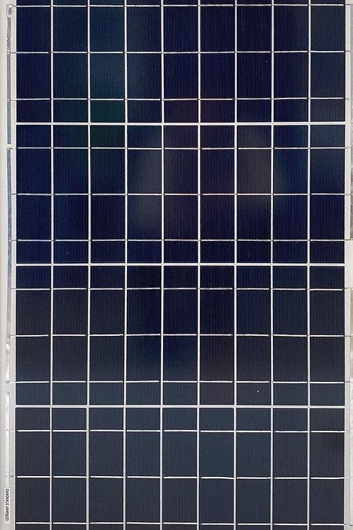 Солнечная панель JC-30-36P Вт 12V poly-Si 670*425*25