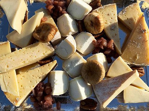 Planche de fromage - Livrée