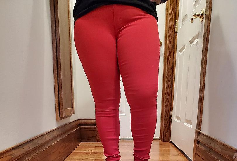 Plus Size Skinny Jeggings