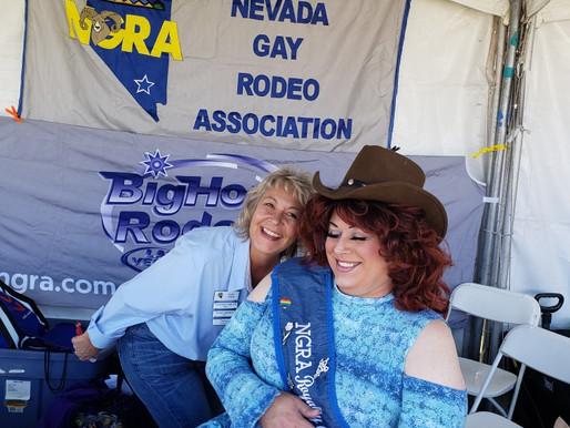NGRA Spreading the Country Lifestyle at PRIDE