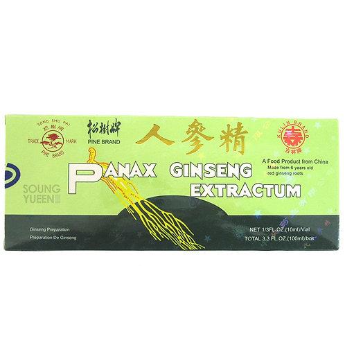 PANAX GINSENG EXTRACTUM [10/10ML]