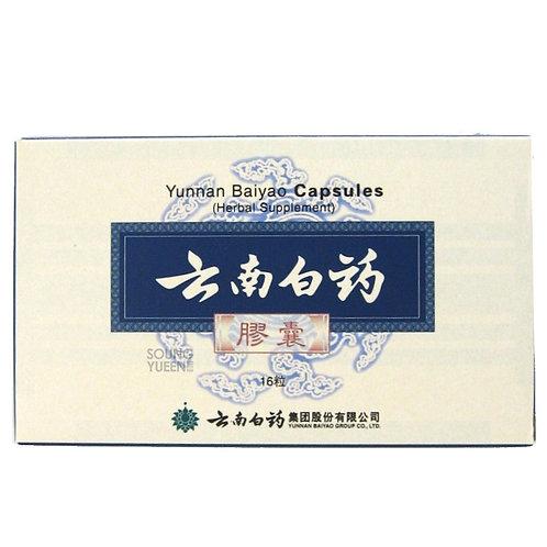 YUNNAN BAI YAO 16 CAPSULES