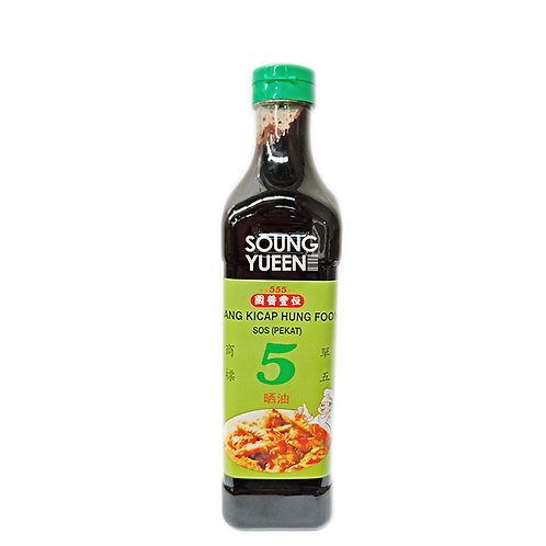 HUNG FOONG 555 THICK SOY SAUCE 750ML