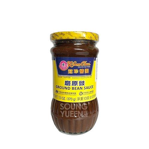KOON CHUN GROUND BEAN SAUCE 13OZ