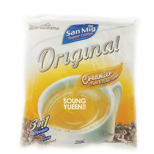 SAN MIG 3 IN 1 ORIGINAL COFFEE 25x20G