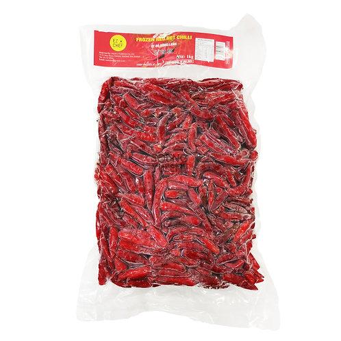 EZ CHEF CHILI RED FROZEN 1KG
