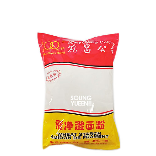 DOUBLE RING WHEAT STARCH 1LB