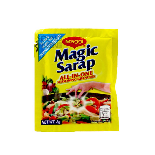 MAGGI MAGIC SARAP ALL-IN-ONE SEASONING GRANULES 12X8G