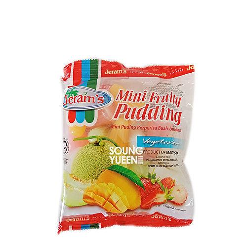 JERAM MINI FRUITY PUDDING 285G
