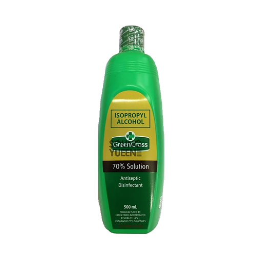 GREEN CROSS ISOPROPYL SOLUTION 500ML