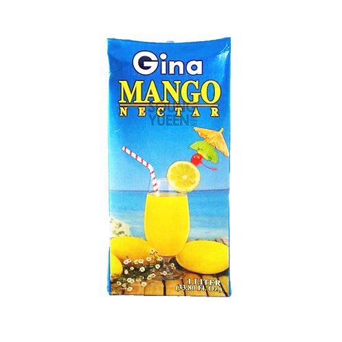 GINA MANGO NECTAR 1L
