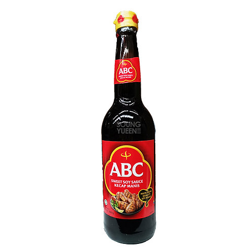 ABC SOY SWEET 620ML
