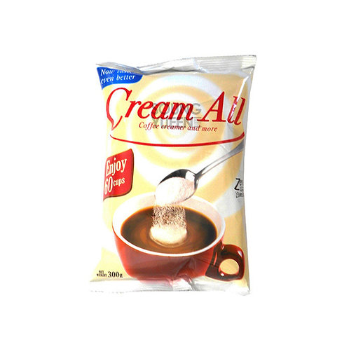 CREAM ALL COFFEE CREAMER AND MORE 300G