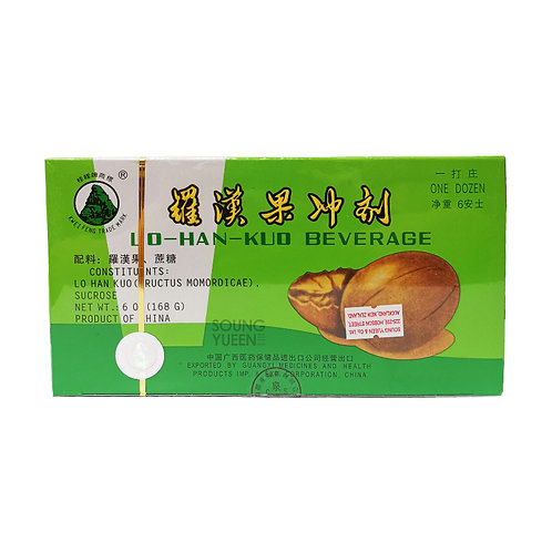 KWEI FENG LO HAN KUO BEVERAGE 170G
