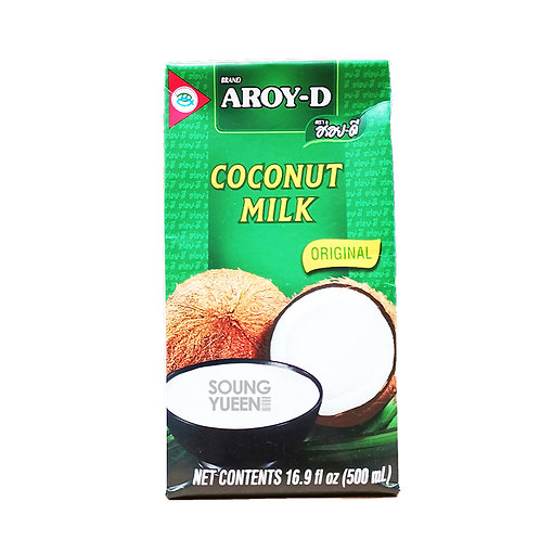AROY-D  COCONUT MILK 500ML