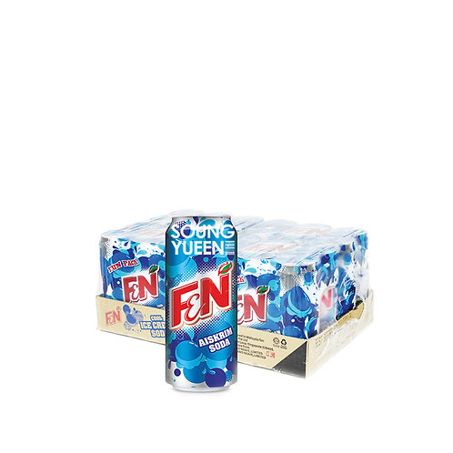 F&N ICE CREAM SODA 325ML