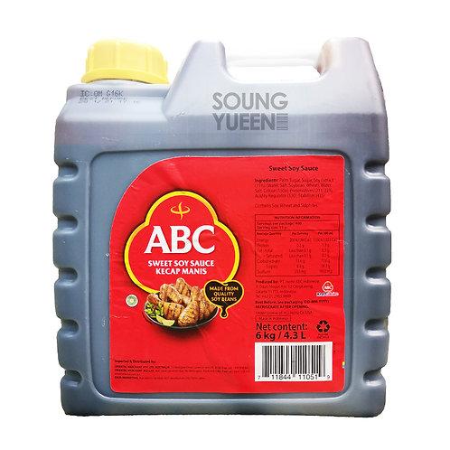 ABC SOY SWEET 6KG