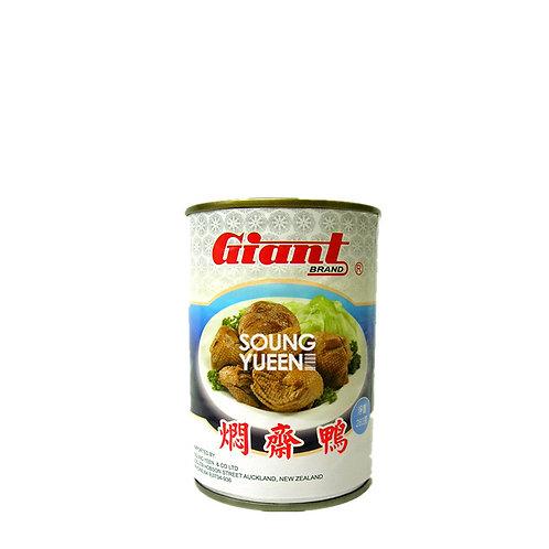 GIANT VEGETARIAN MOCK DUCK MEAT 283G