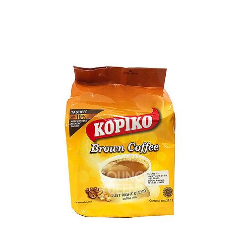 KOPIKO BROWN COFFEE 10X27.5G
