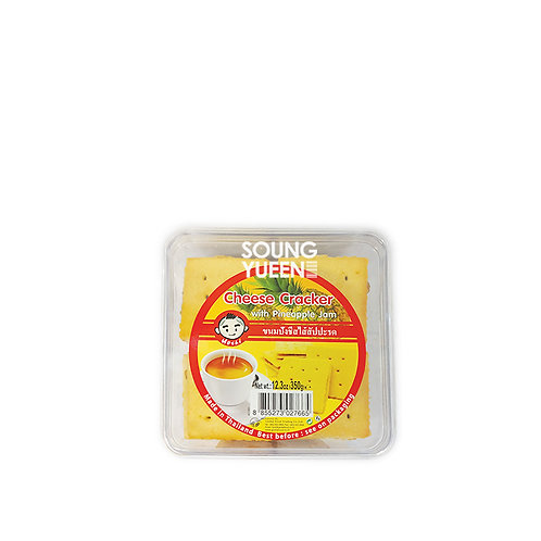 HOSHI CRACKER WITH PINEAPPLE JAM 350G