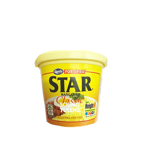 FORTIFIED STAR MARGARINE CLASSIC 250G