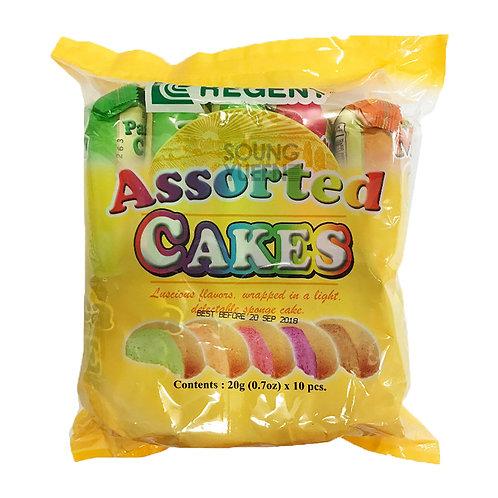 REGENT ASSORTED CAKES 10S/20G