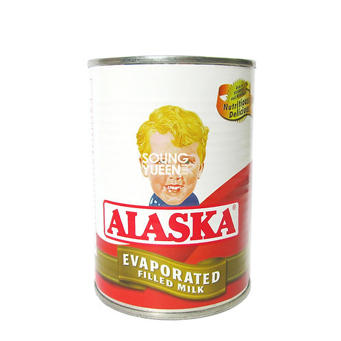 ALASKA EVAPORATED FILLED MILK 370ML