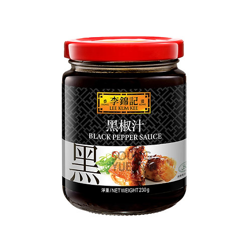LKK BLACK PEPPER SAUCE 230G