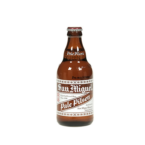 SAN MIG PALE PILSEN BEER 5% ALC 320ML