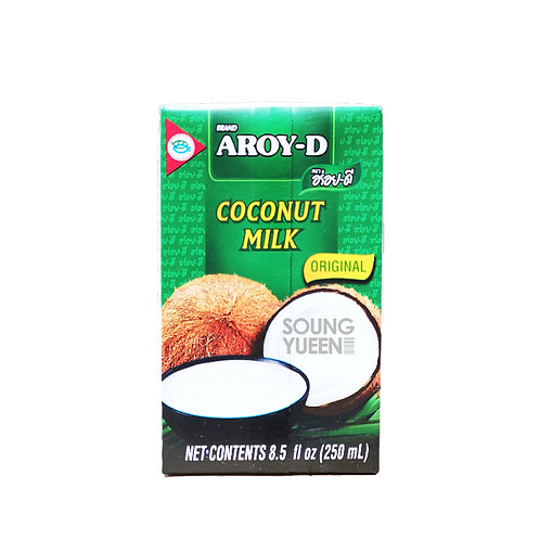 AROY-D COCONUT MILK 250ML