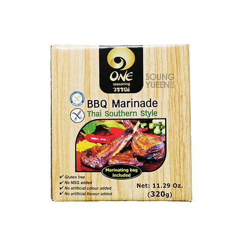 ONE BBQ MARINADE THAI SOUTHERN STYLE 320G