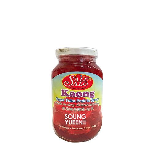 SALU SALO KAONG SUGAR PALM FRUIT IN SYRUP 340G