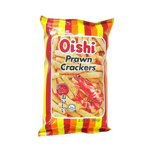 OISHI PRAWN CRACKER CLASSIC 60G