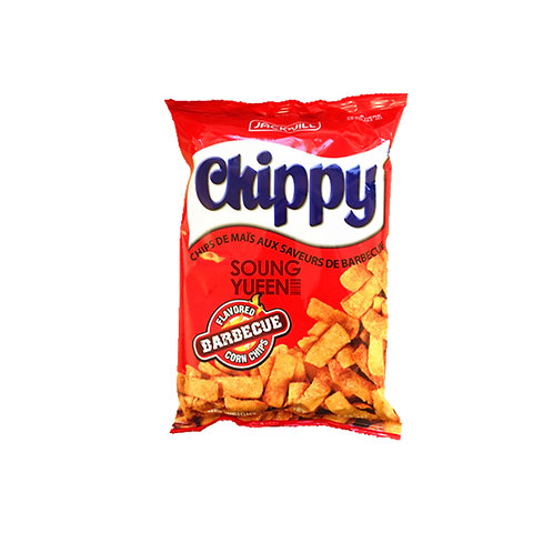 JACK N JILL CHIPPY BARBEQUE  CHIPS 110G