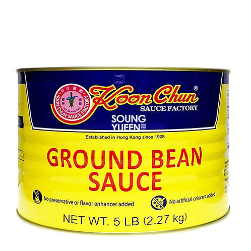 KOON CHUN GROUND BEAN SAUCE 5LB