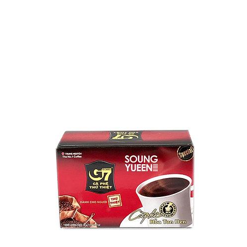 TRUNG NGUYEN G7 COFFEE CA PHE (BLACK) 15S/2G