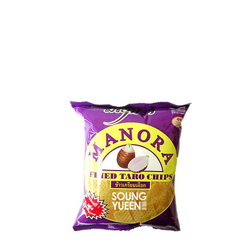 MANORA FRIED TARO CHIPS 32G