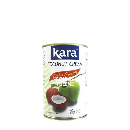 KARA COCONUT CREAM 400ML