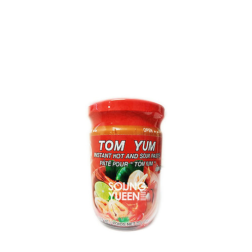 COCK TOM YUM PASTE INSTANT HOT & SOUR 227G