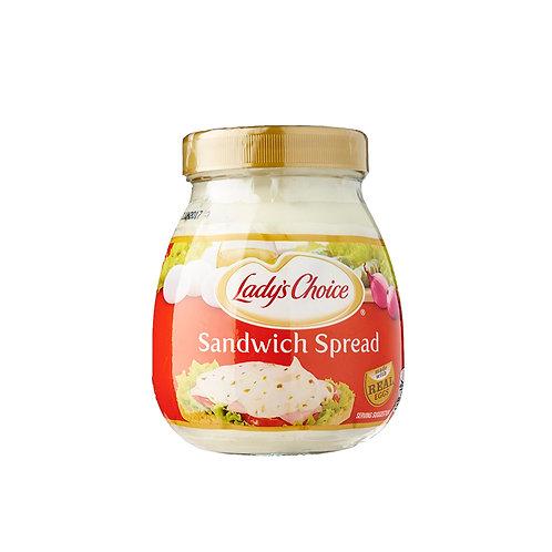 LADY'S CHOICE SANDWICH SPREADS 220ML