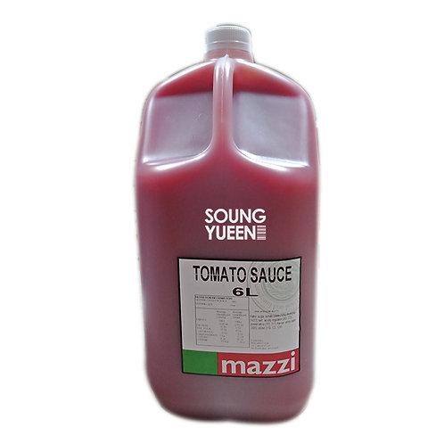 MAZZI TOMATO SAUCE 6L