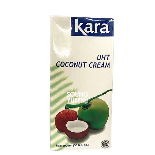 KARA COCONUT CREAM 1L