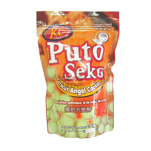 PUTO SEKO COCONUT ANGEL COOKIES 180G