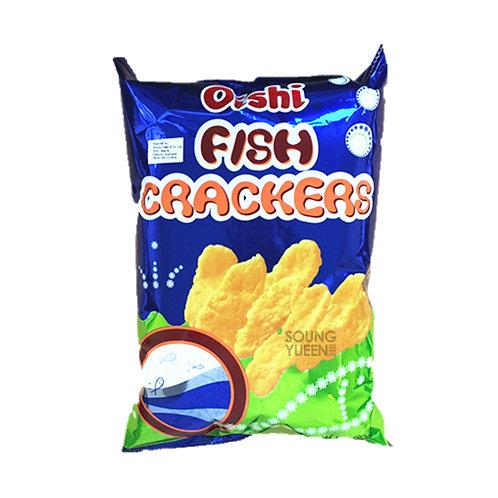OISHI FISH CRACKER 90G
