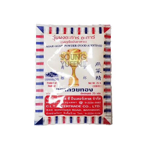 GOLD CUP AGAR-AGAR POWDER 25G