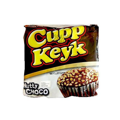 CUPP KEYK NUTTY CHOCO 340G
