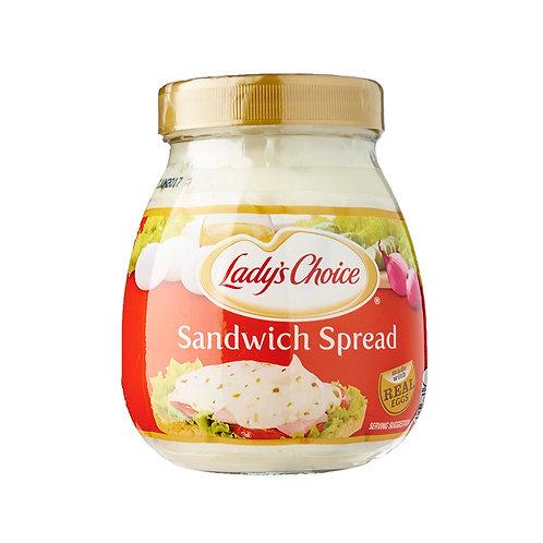 LADY'S CHOICE SANDWICH SPREADS 470ML