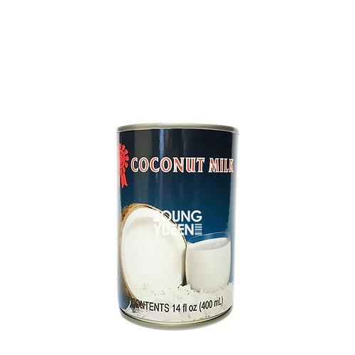 RIBBON COCONUT MILK 400ML